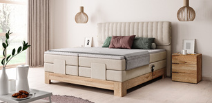 Bedroom 2020 - BoxSprings Massiv Wood
